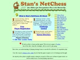 Correspondence Chess Players Directory